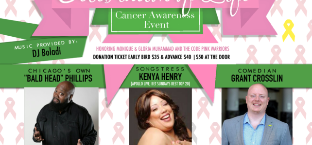 Get your 14th Annual Celebration of Life Cancer Awareness Event Tickets Now